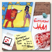 "Ro Gebhardt & Friends "" European Jam"" (2009)"